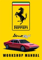 Ferrari 308 GT4 Workshop Manual